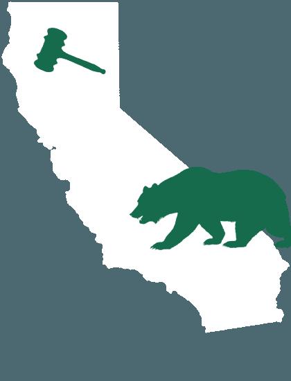California Law Help Logo in Color