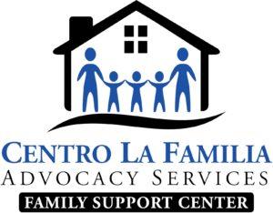 Centro La Familia Logo in Color