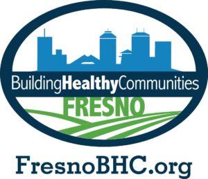Fresno Building Healthy Communities Logo in Color