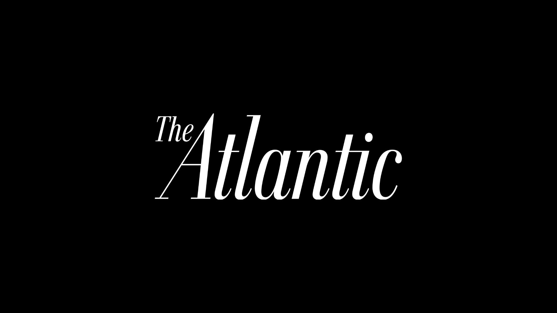 The Atlantic Cover Photo in Color