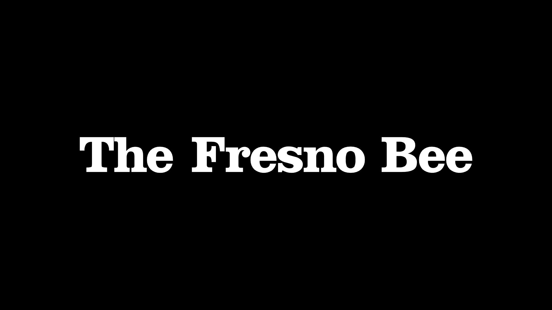The Fresno Bee Logo Cover Photo