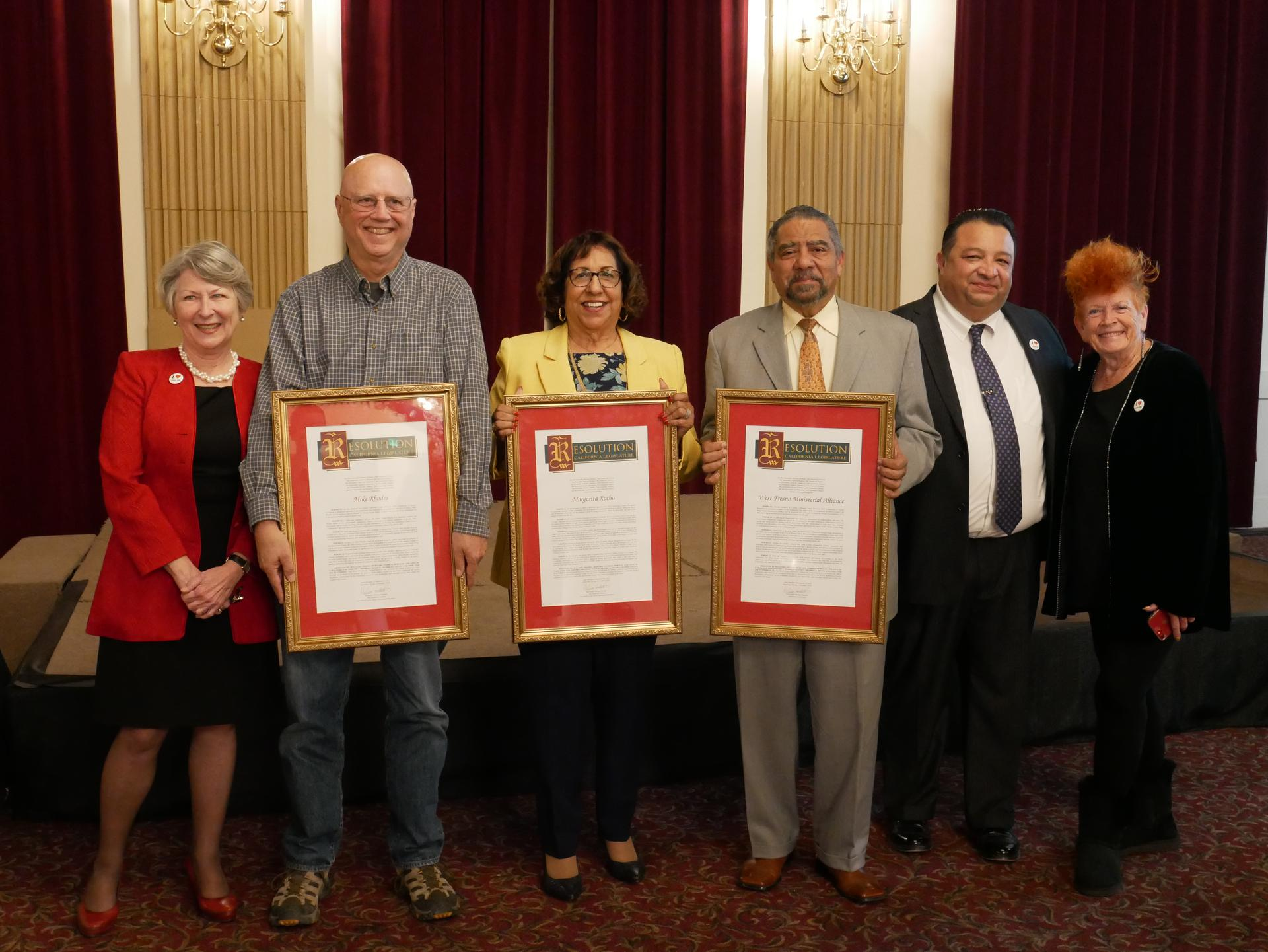 Champions of Justice 2019 Honorees