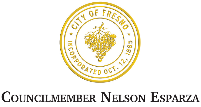 Councilmember Nelson Eparza Logo in Color